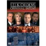 Dvd Lei & Ordem Crimes Premeditados 2ª Temporada - Original