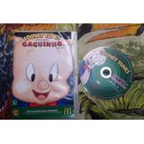 Dvd Original - Looney Tunes Aventuras Com Gaguinho Vol 2