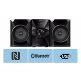 Equipo De Audio Sony 470w Rms Nfc Bluetooth Usb Mhc-ecl77bt