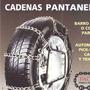 Cadenas Para Nieve P/ Suv.,monovolumen, Camionetas Livianas