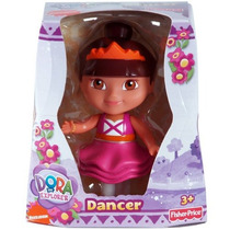 Juguete Dora La Exploradora Bailarín Figura Articulada