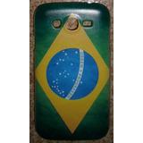 Capa Do Brasil Samsung I9082 I9080 Grand Duos