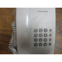 Telefonos Unilinea Panasonic Kxts500