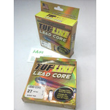 Nylon Hilo De Plomo Tuff Line 27 Lbs 10 Colores Trolling!!!!