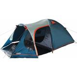 Barraca Indy 4/5 Pessoas Iglu Teto Alumin Camping Nautika