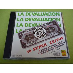 Three Souls In My Mind La Devaluación Cd Primer Edición 1992