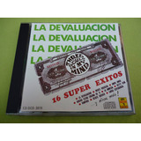Three Souls In My Mind La Devaluación Cd Primer Edición 1992