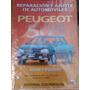 Libo Nuevo De Reparacion Y Ajuste Automovil Peugeot 505