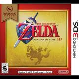 The Legend Of Zelda Ocarina Of Time 3ds Nuevo Fisico Gamebox