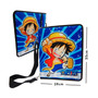One Piece Carpeta Con Correa Hombro Luffy