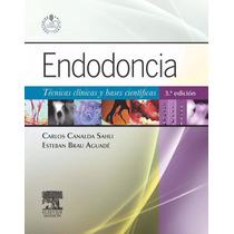 Endodoncia Técnicas Y Bases Científicas Canalda 3ª Digital