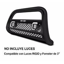 Defensa Tubular Rc2-lr Negro Varias Camionetas *sin Luces