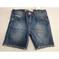 Roupa Feminina Bermuda Coca-cola Jeans Original Lançamento