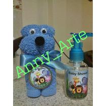 Recuerdos Baby Shower Bonito Kid De Perrito Y Gel Antibacter
