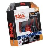Boss Kit De Instalacion P/ Amplificador Calibre 10 Boss