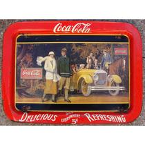 Bandeja Chapa Coca Cola Original