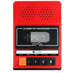Toca Fita Vintage Estilo Retrô Para Iphone Até 5s
