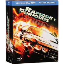 Fast Furious Complete Collection Rápidos Furiosos Colección