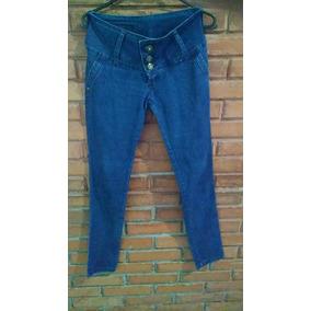 Calça Jeans Cafe Com Leite Feminina Tamanho 36