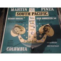 Disco Acetato De South Pacific Mary Martin Ezio Pinza