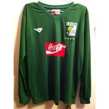 Jersey Leon Fc Verde Futbol Retro