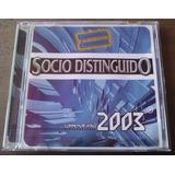 Blockbuster Cd Socio Distinguido 2003 Dr & The Medics Boy G