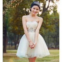 Vestido De Festa/debutante/casamento/várias Cores-p/ Entrega