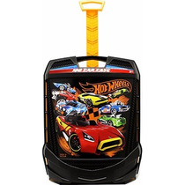 Hot Wheels 100 Car Case Estuche Carros Autos 1:64 Scale Male