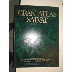 Enciclopedia Gran Atlas Salvat Coleccion 16 Tomos