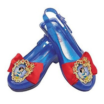 Zapatos De Disney Blancanieves Niños Sparkle - One Size 11.1