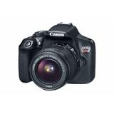 Camara Canon T6 Con Lente 18-55mm Dc A Pedido 01 Dia