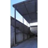 Estrutura Metálica Coberta(telhas Galvalume)