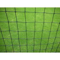 Red De Portería Soccer, Volibol, Perimetral. $ 36.00 M2