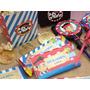 Kit Imprimible Jake Y Los Piratas - Decoración Candy Bar