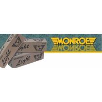 Par Amortecedor Dianteiro E Traseiro Escort 87 A 92 Monroe