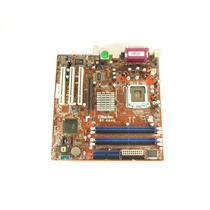 Placa Mãe Itautec St4342 775 Ddr1 Até 4gb Pentium 4, Celeron
