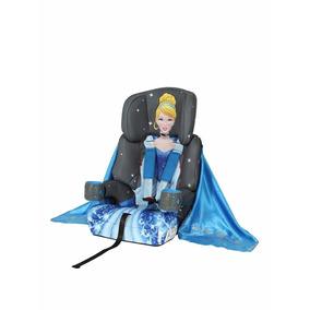 Butaca Booster C/ Respaldo Princesa Cenicienta Disney 9-36kg
