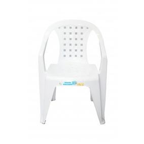 Cadeira Pvc Encosto Baixa Micaela Dolfin