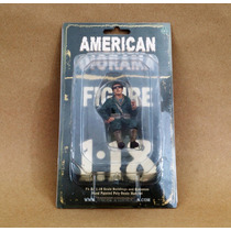 Figura Escala 1:18 Soldado 3 (pasajero) American Diorama