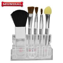 Kit Pincéis Para Maquiagem Mundial 5 Peças