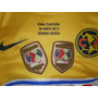 Parche America Oficial Match Final Vs Cruzazul 2013 Utileria