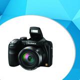 Camara De Fotos Digital Lumix De Alto Zoom Dmc-lz30pu-k