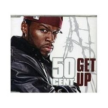 Hip-hop Maxi Cd Importado De Europa 50 Cent:get Up