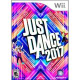 Just Dance 2017 Para Wii, Nuevo, Entrega Inmediata