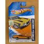 Hot Wheels 72 Ford Gran Torino Sport Naranja - Muscle Mania