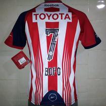 Jersey Guadalajara 2010 Chivas Adolfo Bofo Bautista