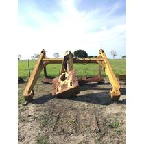 Root Cutter Fleco Para Tractor D8h / K