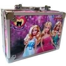 Maleta De Maquiagem Infantil Barbie