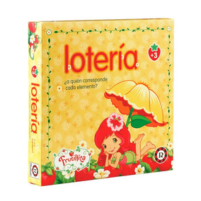 Lotería Ruibal Frutillita (desde 3 Años)