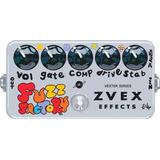 Zvex Fuzz Factory Pedal Fuzz Clasico 60 70 Jimi Hendrix